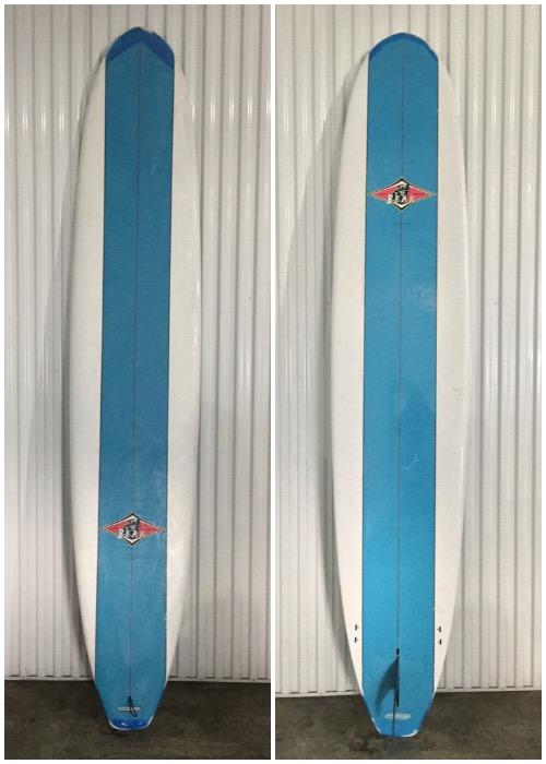 "10'0"" Bear by Randy Rarrick - The Waikiki Special - Hawaii Surfboard Rentals"