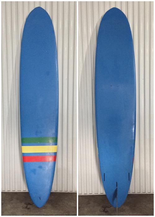 """9'6"""" Joel Tudoe Papa Joe - Hawaii Surfboard Rentals"""