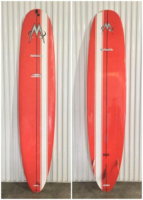 """9'1"""" Bob McTavish Fireball - Hawaii Surfboard Rentals"""