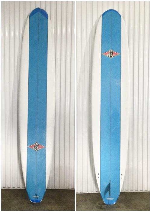 "10'0"" Bear 'The Waikiki Special' Randy Rarrick model - Hawaii Surfboard Rentals LLC"