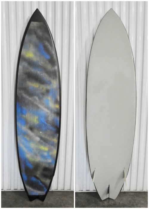 "7'0"" Rusty Big Cat by Surftech - Hawaii Surfboard Rentals"