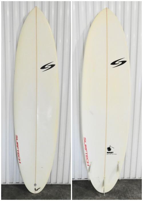 "7'2"" Nugget Surftech - Hawaii Surfboard Rentals"