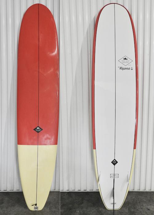 """8'0"""" Kapena - Hawaii Surfboard Rentals"""