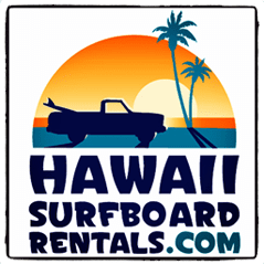 Hawaii Surfboard Rentals | Free Delivery!